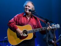 4TH ROW Don McLean Tickets London 9/5/18