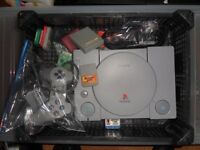 ps1 with 130 games