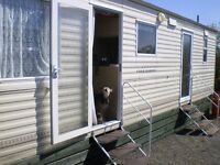 Holiday Caravan to let, Widemouth, Bude, Cornwall. (Dog friendly)
