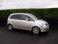 2008 VAUXHALL MERIVA CDTI DESIGN *CHEAP CAR!!