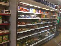 Multideck fridge freezer