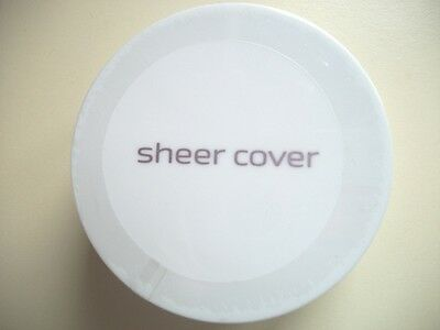 Sheer Cover Perfect Shade Mineral Foundation TAN 4g. POWDER. FULL SZ.~SEALED