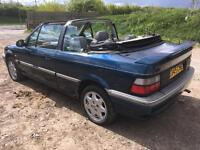 1993 Rover 214 Cabriolet CREDIT & DEBIT CARDS ACCEPTED