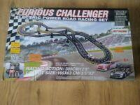 Game electric road racing set