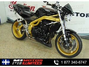 1998 Triumph Daytona 955i Modifier Speed Triple
