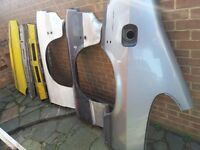Ford Capri MK3 Used Genuine Ford Panels