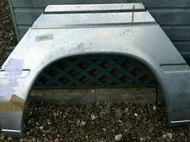 Pair of wheel arches for mazda bongo