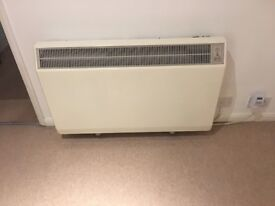 Storage heaters Dimplex, 3 large and 2 small. All in good working condition.