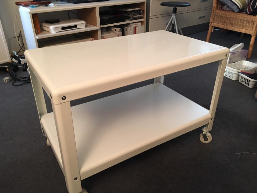 Ikea ps coffee table with wheels in brighton east sussex gumtree