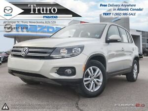 2013 Volkswagen Tiguan ONE OWNER! 4MOTION AWD! NEW TIRES! NEW BR