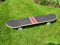 Plain Lazy Skateboard
