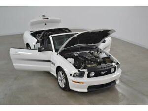 2007 Ford Mustang GT 4.6L Convertible California Special* Manuel