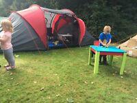 6 birth tent