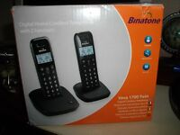 Binatone Cordless Twin Phones