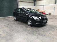 2011 Peugeot 5008 sport hdi 7 seater full mot guaranteed cheapest in country