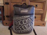 coleman rucksack tent