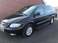 Chrysler Grand Voyager 2.5crd XS 5 speed manual / trade in accepted