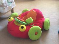 Kids my first car soft play set