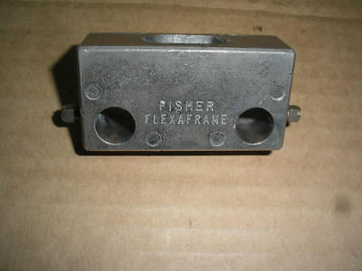 Fisher Scientific Flexaframe Multi-clutch Splice 12 Rod Clamp 7 Available
