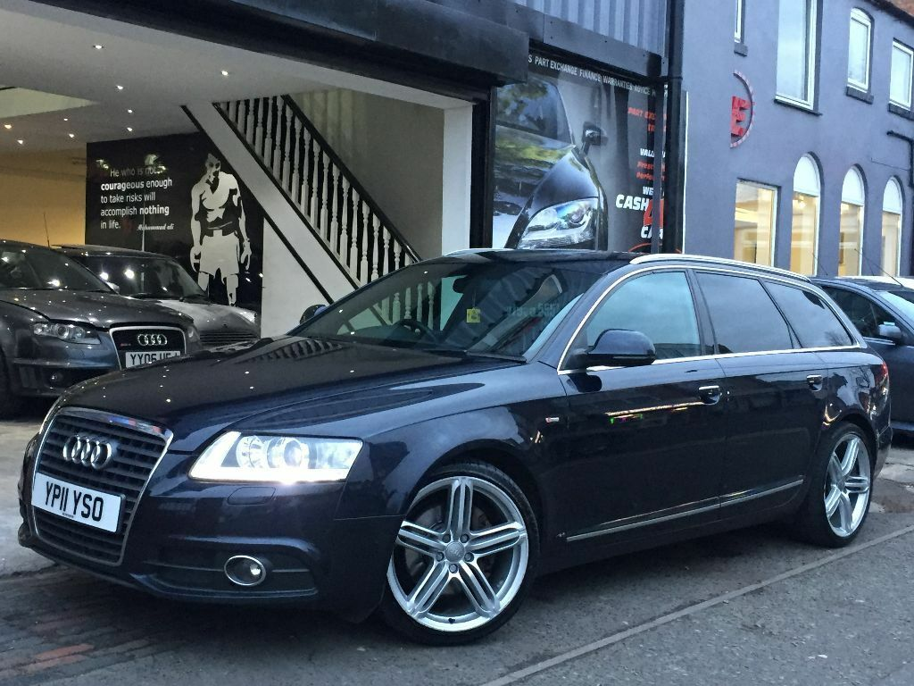 2011 audi a6 avant 2 0 tdi s line special edition 5dr full service history top spec in. Black Bedroom Furniture Sets. Home Design Ideas