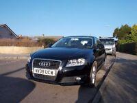 Audi A3 1.9TDI 5 Door Facelift Sportback 2008 Low Mileage
