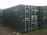 Storage container for rent 20ft x 8ft £25 pw