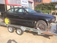 BMW e36 318is 3 series sport m tech coupe solid rolling shell donor car drift spares repairs