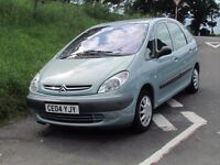 Citroen Picasso 1.6 2004/54 (library photo used)