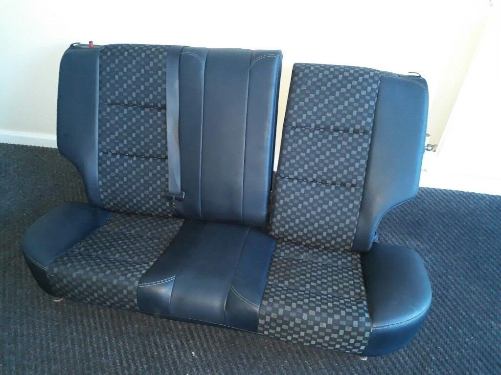 MG ZR Rear Seats (REDUCED TO CLEAR) (OPEN TO OFFERS)