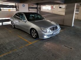 Mercedes-Benz E Class E220 55 Plate CDI Avantgarde Diesel Automatic Fully loaded