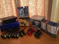 PlayStation 2, games + loads of Accessories