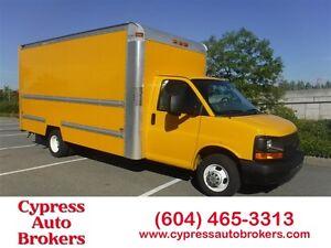 2012 Chevrolet Express Standard