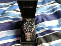 Sekonda Men's Chronograph Watch (New/unused - SAVE £60)