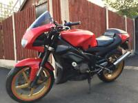 2004 Aprilia Rs Touno 125 Learner Motorcycle