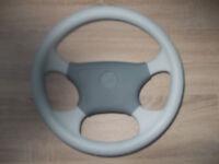 Brand new boat steering wheel