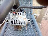Mondeo 2004 starter motor,alternator,air conn pump 30 pound each