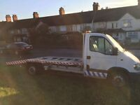 2005 RECOVERY TRUCK VAUXHALL MOVANO 2.1--£3950