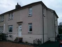 To Let , Rent , 136 Cairnhill Road , Airdrie , two bedroom upper cottage flat