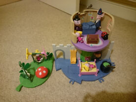 Ben and Holly's Little Kingdom Castle, Playground and Characters