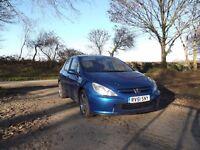 FOR SALE, SPARES OR REPAIR, Peugeot 307 2,0 hdi Diesel