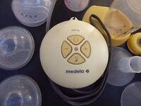 "Medela ""Swing"" Breast Pump with extras - Excellent Condition, very reliable"