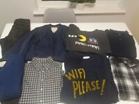 Boys designer bundle of clothes from Ralph Lauren, age 9-10, 10-11