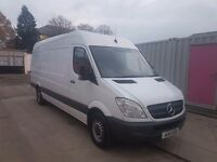 MERCEDES-BENZ SPRINTER 313 CDI 2011REG LWB FOR SALE