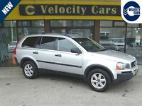 2004 Volvo XC90 2.5L Turbo AWD 207hp Leather 1 YR WRNT