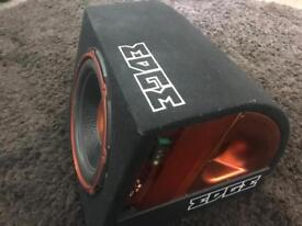 12 inch Edge subwoofer with built in amp
