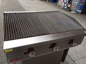 BBQ CATERING COMMERCIAL PERI PERI CHICKEN FLAME CHAR GRILL FAST FOOD RESTAURANT KEBAB SHOP KITCHEN