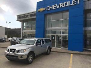 2011 Nissan FRONTIER 2WD KING CAB