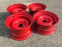 Banded steel wheels, 4x108, 15inch, Peugeot, Renault, Ford