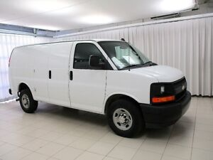 2017 Chevrolet Express CARGO VAN 2PASS