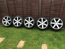 KAHN 19''ALLOY WHEELS 5x120